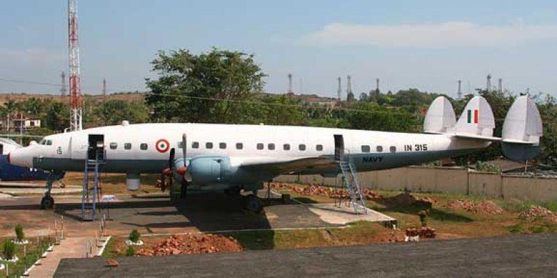 Indian Naval Aviation Museum, Mormugao, Goa
