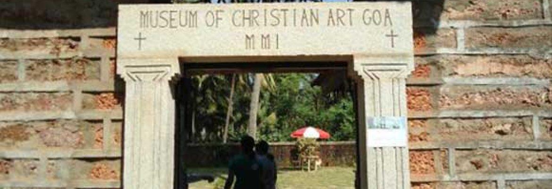 Museum Of Christian Art At Rachol