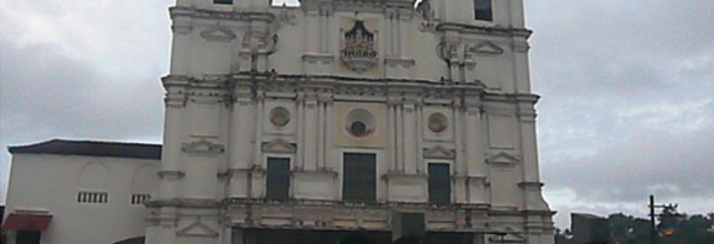 Holy Spirit Church Margao