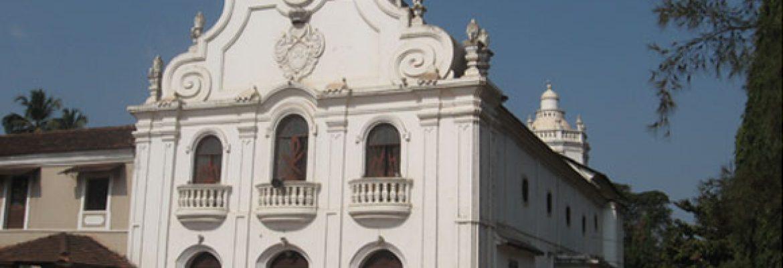 Saint Jerome's Church Mapusa, Goa