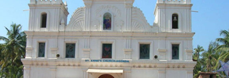 St. Anne Church, Agonda