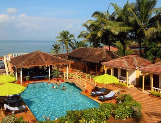 Alcove Resort,Goa