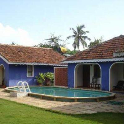 Baia Do Sol Beach Hotel, Goa