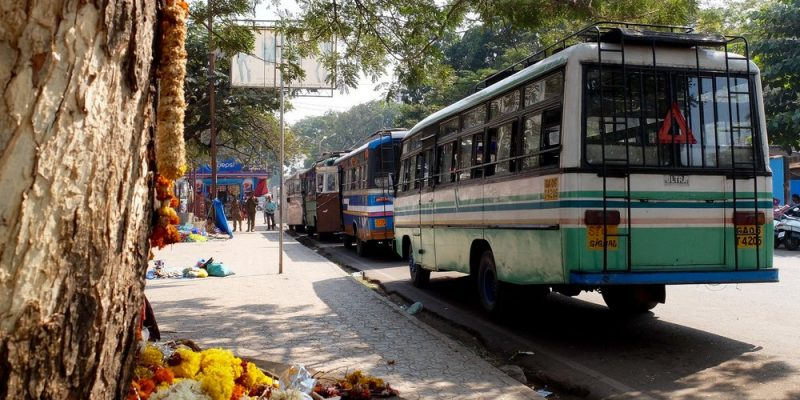 Vasco Market Bus Stand