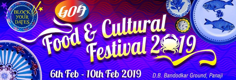 Goa Food and Cultural Festival 2019